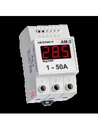 Переключатель фаз DIGITOP PS-63A (max 80 A) АМПЕРМЕТР DIGITOP Ам-2 (1 А - 50А)