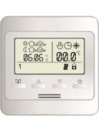 Терморегуляторы для водяного теплого пола ТЕРМОРЕГУЛЯТОР E51-716 (16 А, 3,5 кВт)