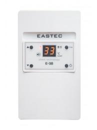 Для теплого пола ТЕРМОРЕГУЛЯТОР EASTEC E-38 SILENT (12 А, 2,6 кВт)
