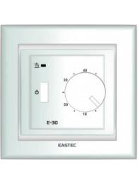 Терморегуляторы для водяного теплого пола ТЕРМОРЕГУЛЯТОР EASTEC E-30 (16 А, 3,5 КВТ)
