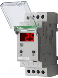 Терморегуляторы для инфракрасных панелей и конвекторов ТЕРМОРЕГУЛЯТОР RT-820M-2 (2 кВт, 16 А)