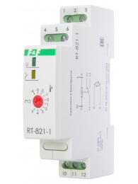 Терморегуляторы для инфракрасных панелей и конвекторов ТЕРМОРЕГУЛЯТОР RT-821-1 (2 кВт, 16 А)