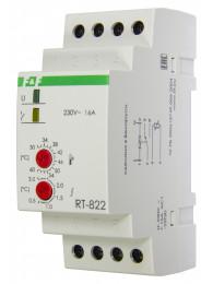 Терморегуляторы для инфракрасных панелей и конвекторов ТЕРМОРЕГУЛЯТОР RT-822 (2 кВт, 16 А)