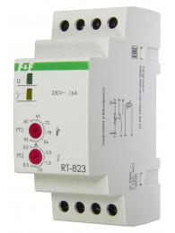 Терморегуляторы для инфракрасных панелей и конвекторов ТЕРМОРЕГУЛЯТОР RT-823 (2 кВт, 16 А)