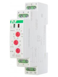 Терморегуляторы для инфракрасных панелей и конвекторов ТЕРМОРЕГУЛЯТОР RT-833 (8 А)