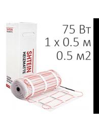 Кабельные двухжильные нагревательные маты НАГРЕВАТЕЛЬНЫЙ МАТ SHTEIN SHT-0075 (0,5 м2)