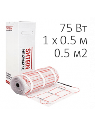 SHTEIN (Штейн) НАГРЕВАТЕЛЬНЫЙ МАТ SHTEIN SHT-0075 (0,5 м2)