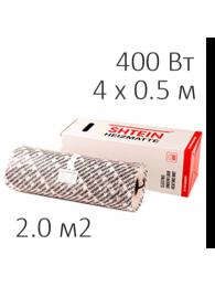 Кабельные двухжильные нагревательные маты НАГРЕВАТЕЛЬНЫЙ МАТ SHTEIN SHT-0400 (2 м2)