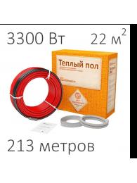 Teploluxe (Теплолюкс) КАБЕЛЬ НАГРЕВАТЕЛЬНЫЙ WARMSTAD WSS (3300 Вт, 213 пм)