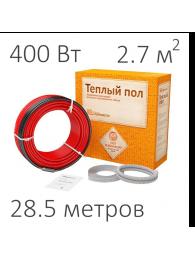 Teploluxe (Теплолюкс) КАБЕЛЬ НАГРЕВАТЕЛЬНЫЙ WARMSTAD WSS (400 Вт, 28,5 пм)
