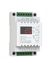 Терморегуляторы для электрических котлов ТЕРМОРЕГУЛЯТОР TERNEO BeeRT (2x16 А, 2x3 КВТ)