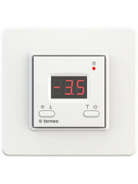 Терморегуляторы для систем антиобледенения и снеготаяния ТЕРМОРЕГУЛЯТОР TERNEO KT (16 А, 3 КВТ)