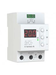 Терморегуляторы для электрических котлов ТЕРМОРЕГУЛЯТОР TERNEO RK 32A (32 А, 7 КВТ)
