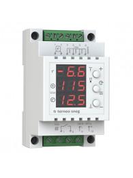 Терморегуляторы для систем антиобледенения и снеготаяния ТЕРМОРЕГУЛЯТОР TERNEO SNEG (16 А, 3 КВТ, датчик осадков)