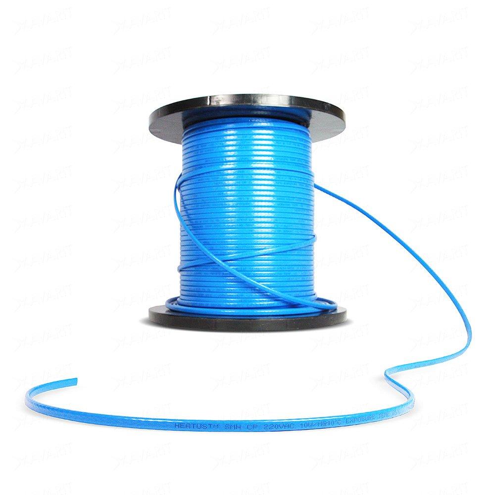 Саморегулирующий греющий кабель Heatus 10SMH-CP (10 Вт/м)