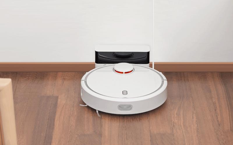 Робот пылесос Mi Robot Vacuum EU