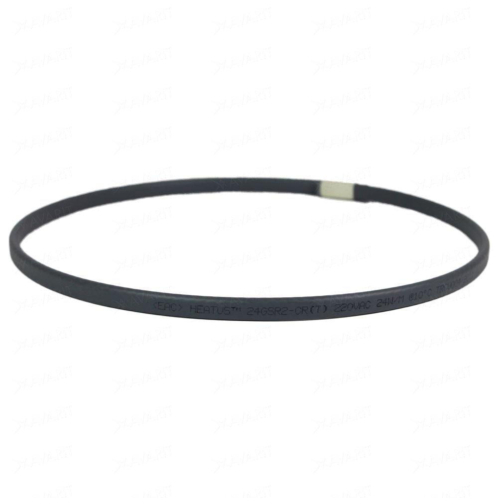 Саморегулирующий греющий кабель Heatus  24GSR2-CR (24 Вт/м)