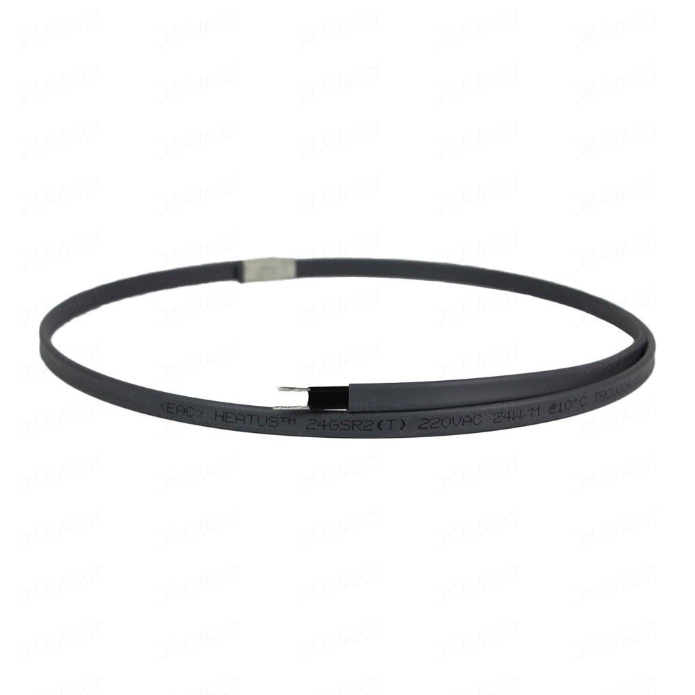 Саморегулирующий греющий кабель Heatus 24GSR2 (24 Вт/м)
