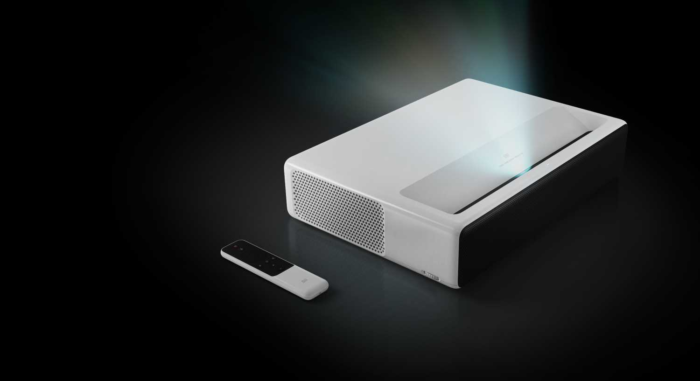 "Лазерный проектор Mi Laser Projector 150"" White"