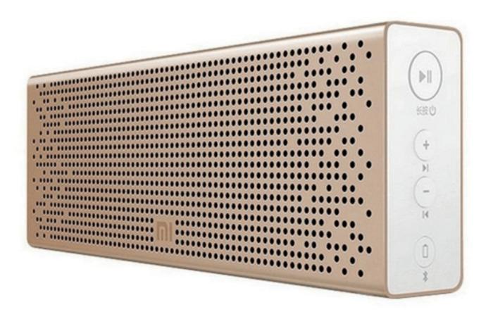 Колонка Mi Bluetooth Speaker Gold
