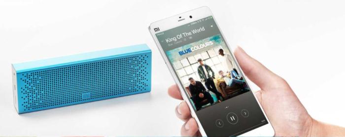 Колонка Mi Bluetooth Speaker Blue