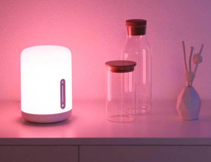 Умная лампа Mi Bedside Lamp 2