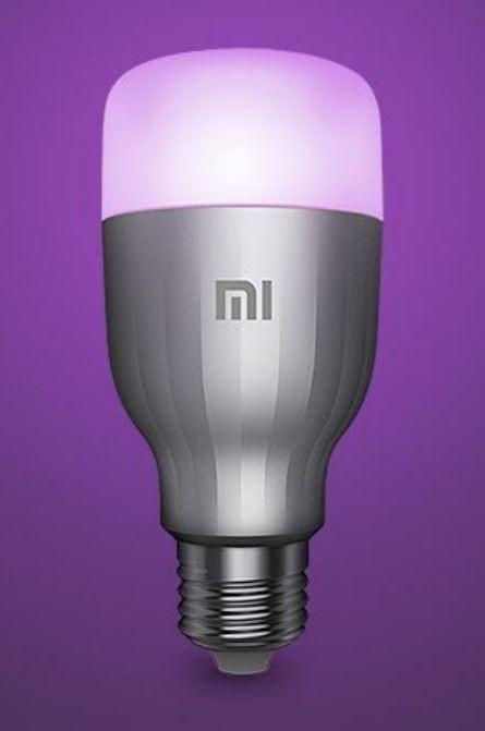 Светодиодная лампа Xiaomi Mi LED Smart Bulb MJDP02YL (E27, 10 Вт)