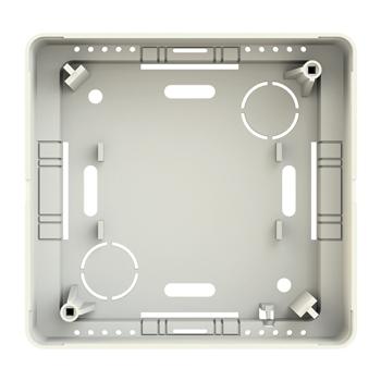 Адаптер для накладного монтажа к терморегулятору TERNEO
