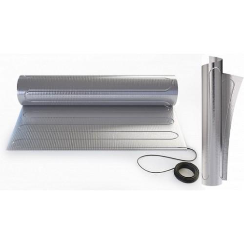 Теплый пол - ультратонкий нагревательный мат Теплолюкс Alumia (75 Вт, 0,5 м2)