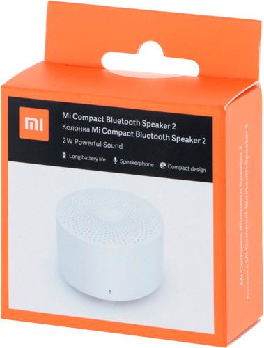 Колонка Mi Compact Bluetooth Speaker 2