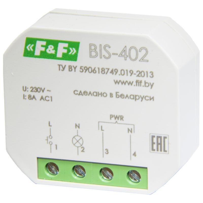 Реле импульсное BIS-402