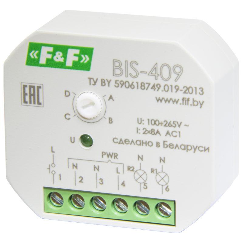 Реле импульсное BIS-409