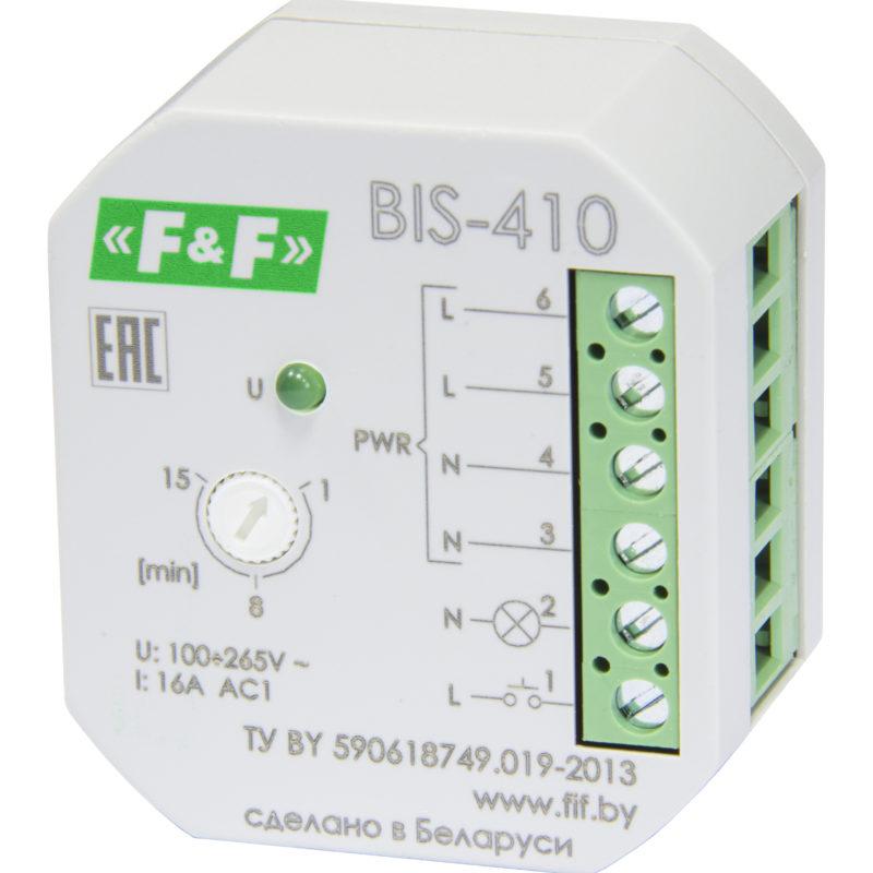 Реле импульсное BIS-410
