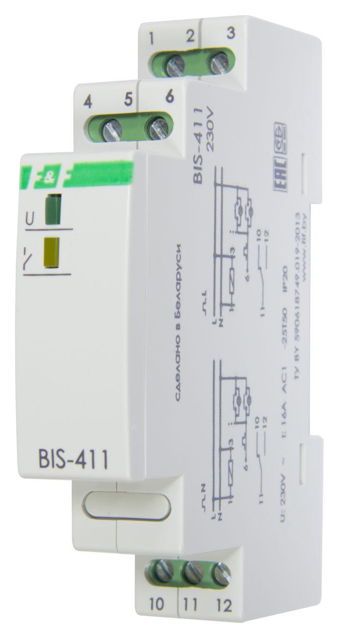 Реле импульсное BIS-411