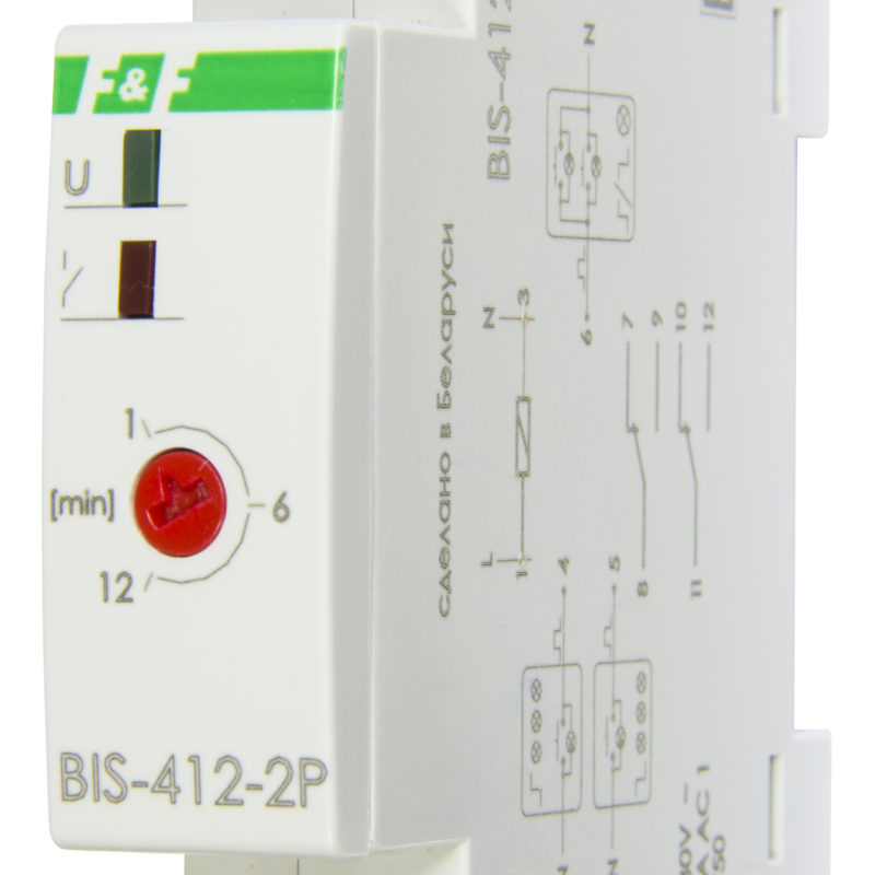 Реле импульсное BIS-412-2P