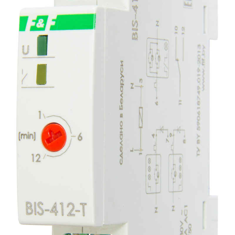 Реле импульсное BIS-412-T