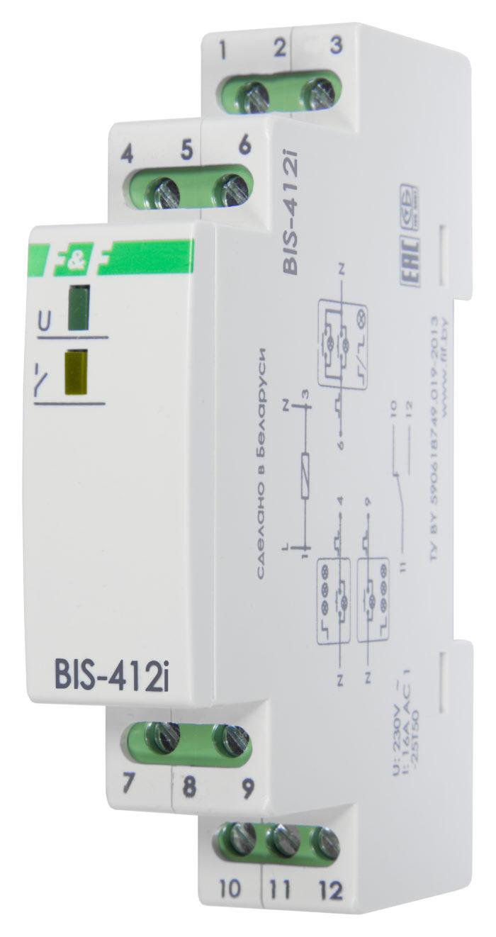 Реле импульсное BIS-412i