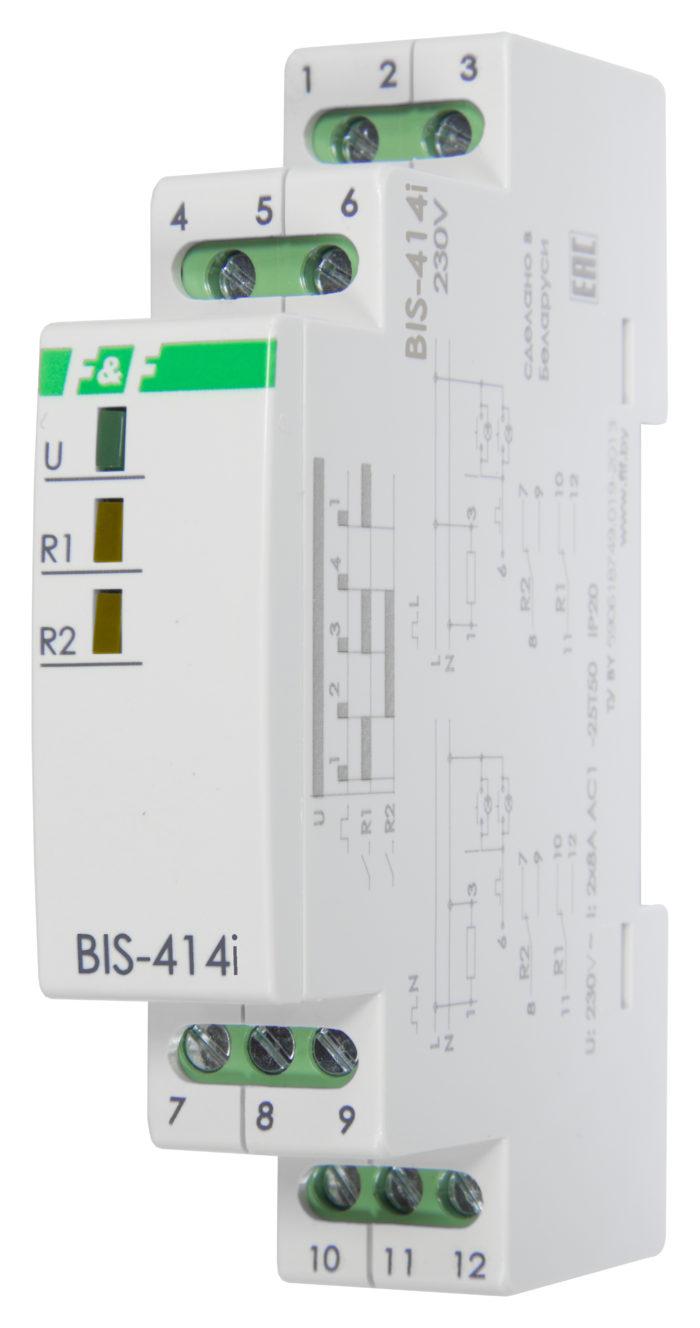 Реле импульсное BIS-414i