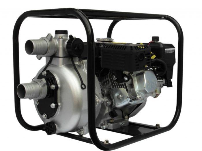 Мотопомпа бензиновая Vodotok БН-40-80м/ч