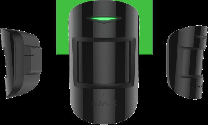 Датчик движения Ajax CombiProtect