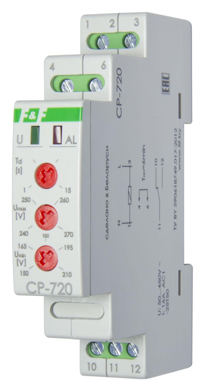 Реле напряжения CP-720