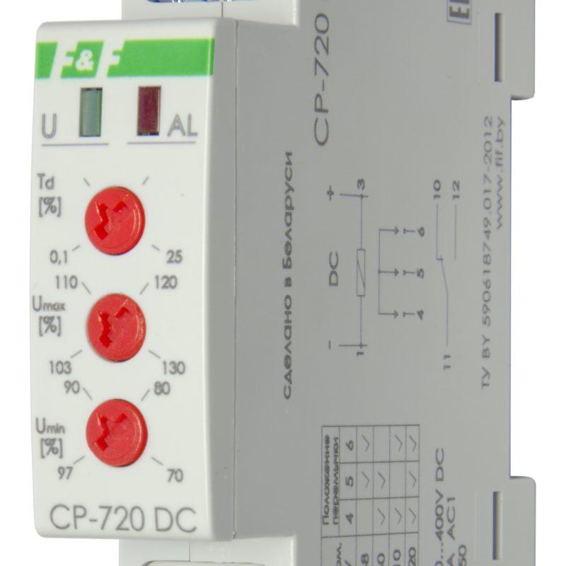 Реле напряжения CP-720 DC