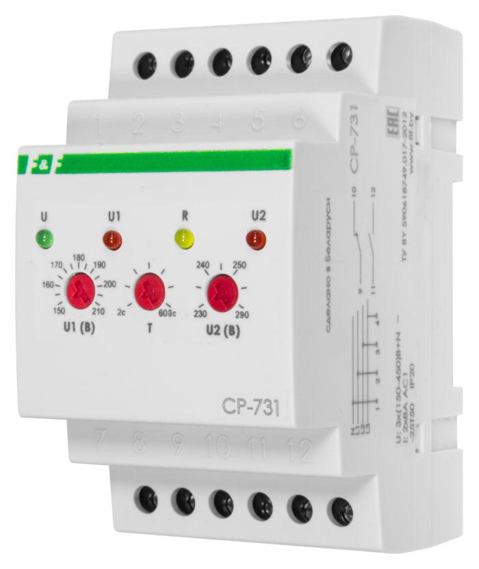 Реле напряжения CP-731