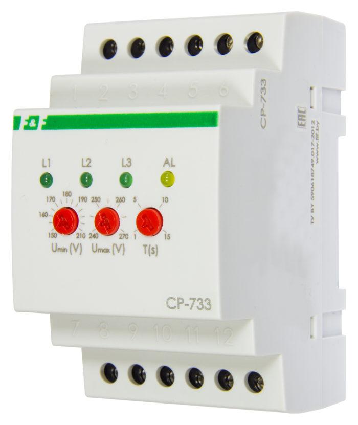 Реле напряжения CP-733