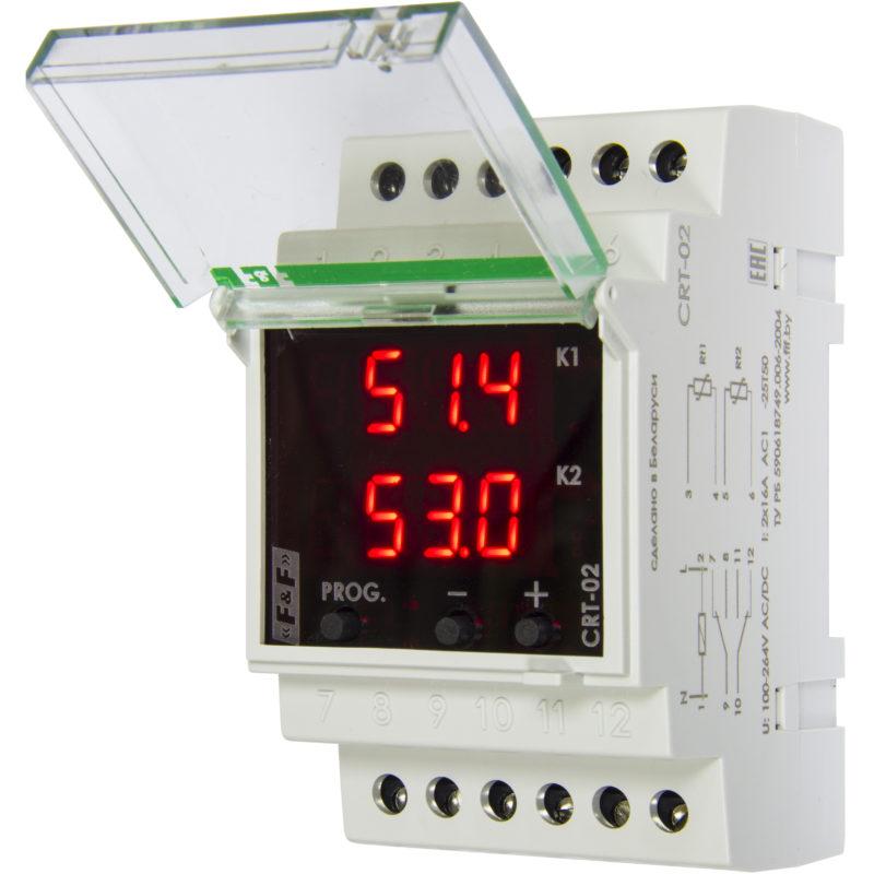 Терморегулятор CRT-02 (2 кВт, 16 А)