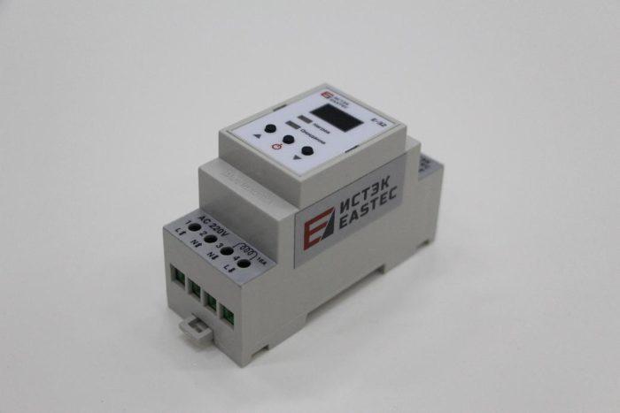 Терморегулятор EASTEC E-32 (16 А, 3,5 кВт, НА DIN-РЕЙКУ)