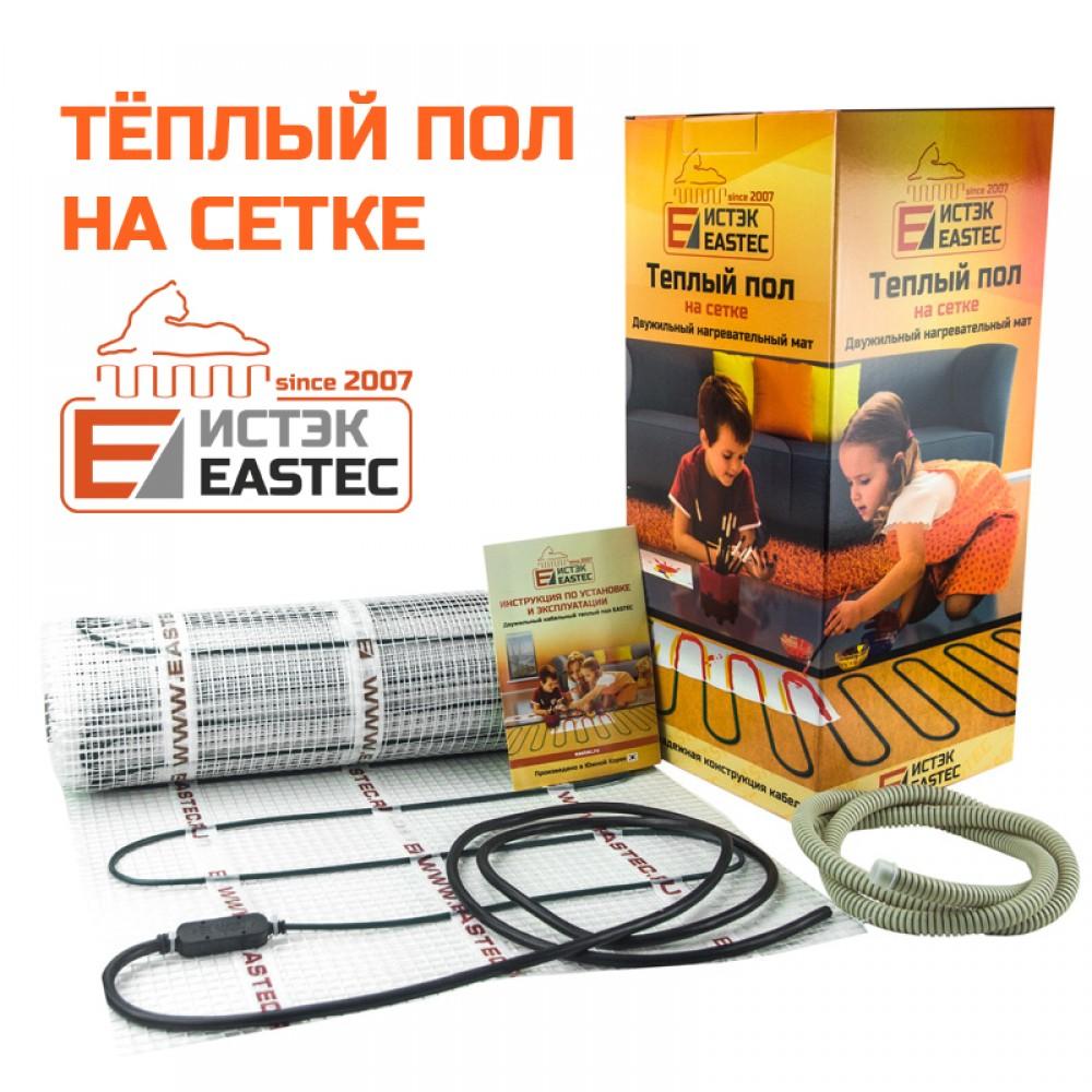 Теплый пол - нагревательный мат ECM-7,0 (70 м, 1120 Вт)