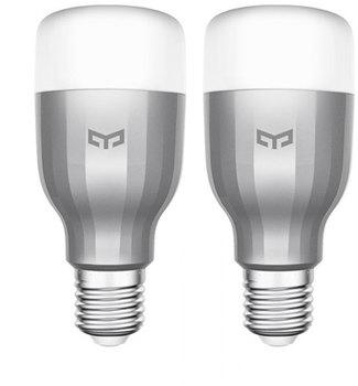 Светодиодная лампа Mi LED Smart Bulb (White and Color) 2-Pack (E27, 10 Вт)