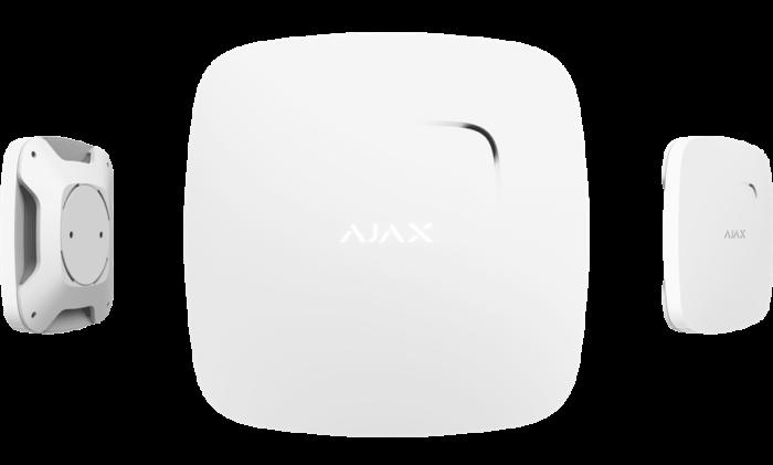 Пожарный датчик Ajax FireProtect Plus