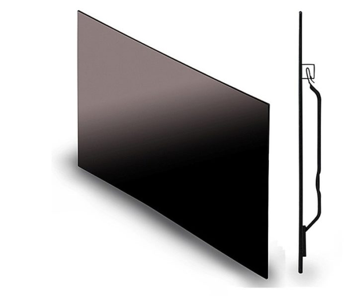 Стеклянный инфракрасный обогреватель - Теплофон Glassar ЭРГН 0,4